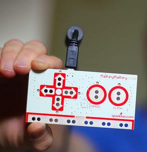 MaKey MaKey: Para hacer proyectos y divertirnos con la electricidad de los objetos