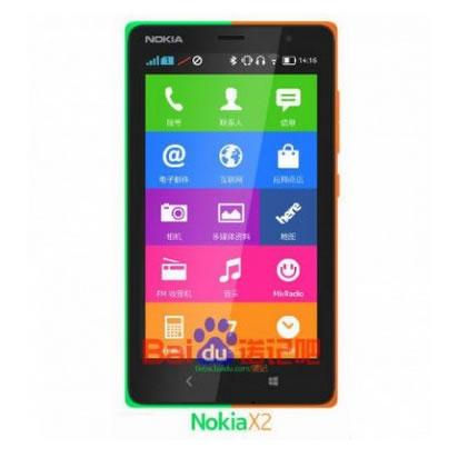 Se conocieron imágenes y rendimiento del Nokia X2 con Android