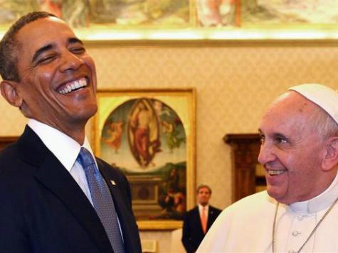 Presidente Obama de visita al Vaticano en marzo 2014 - Gabriel Bouys /AP