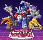 Rovio y Hasbro se unen para crear un nuevo mashup: Angry Birds Transformers