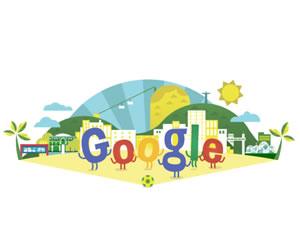 Hasta Google se vistió con los colores del #Mundial2014 / Fixture + Partidos