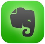 Evernote para iOS, incluye mejoras en tarjetas de presentación, separa libretas personales y de Business