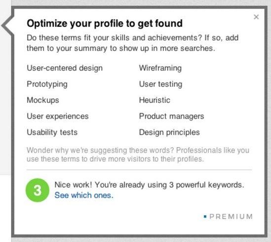 linkedin-sugerencias-keywords-usuarios-premium
