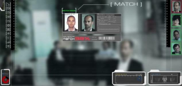 Primer hombre enviado a prisión mediante tecnología de reconocimiento biométrico facial