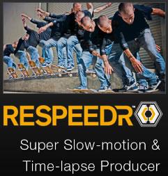 ReSpeedr: Agrega efectos especiales, Time lapse y Slow motion a videos comunes