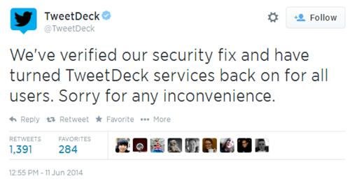 twitter-tweetdeck-vulnerability-service-online