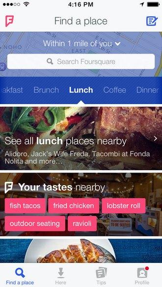 foursquare-new-app