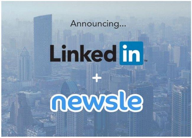 linkedIn-newsle