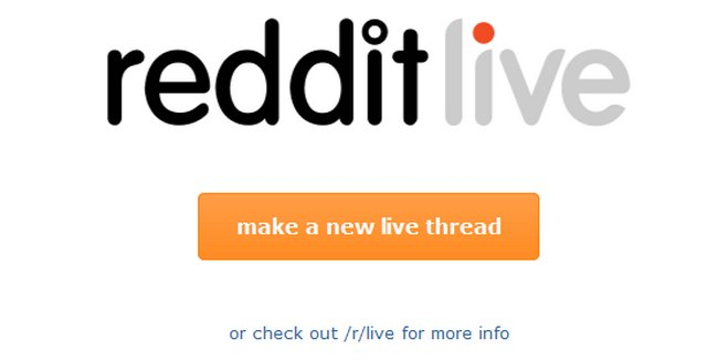 reddit-live
