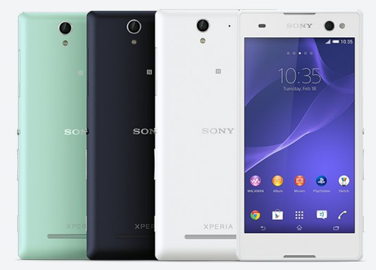 sony-xperia-c3-colors