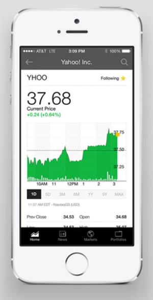 yahoo-finanzas-ios