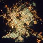 Alucinante vídeo de las luces de ciudades más importantes del mundo capturado desde la EEI
