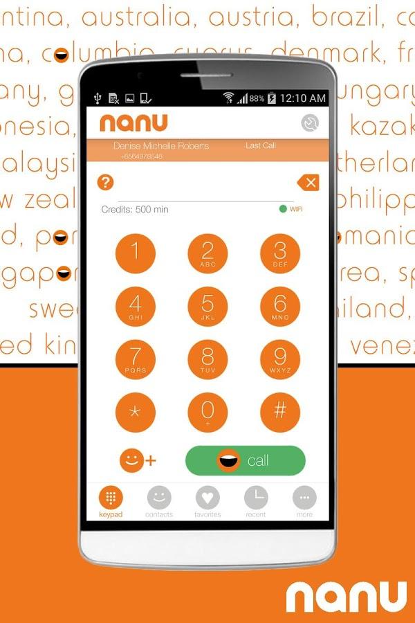 nanu-android