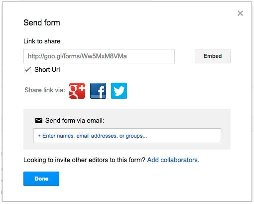 google-forms-short-url