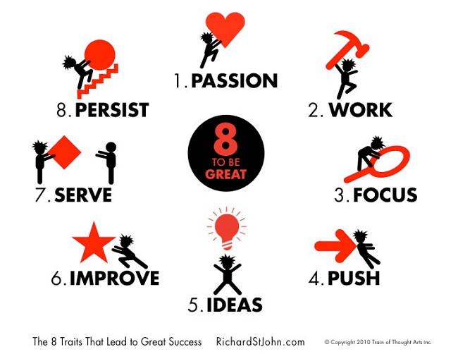 8'secrets'to'success