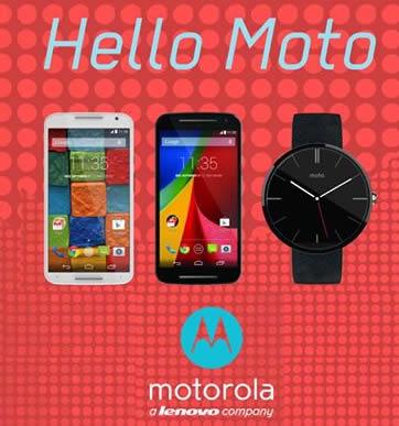 Confirmado: Motorola fue vendida a Lenovo #HelloMoto