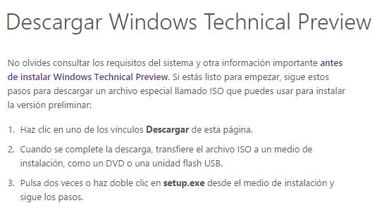 descarga-instalacion-windows-10-technical-preview
