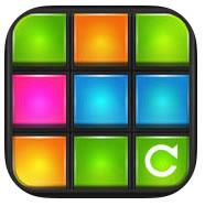 Drumpads 24, una aplicación para crear música electrónica gratis