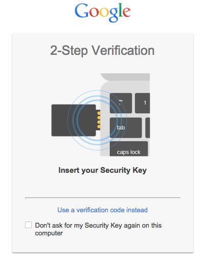 google-2-step-verification-security-key
