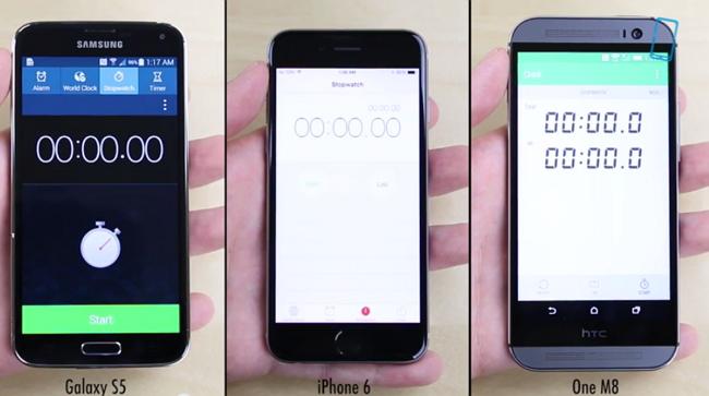smartphones-speed-test