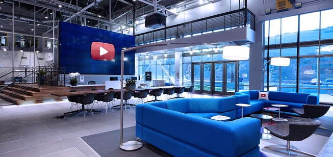 Youtube PopUp Spaces