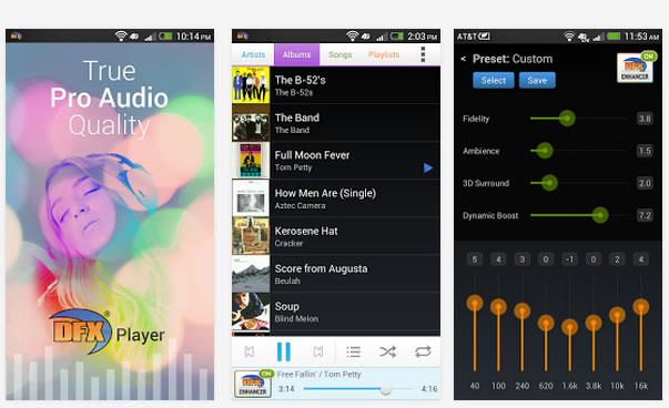 DFX-audio-player