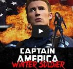 Cómo hubiera sido Capitán América El Soldado de Invierno en los 80's