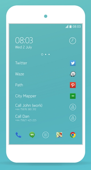 nokia-z-launcher-screen