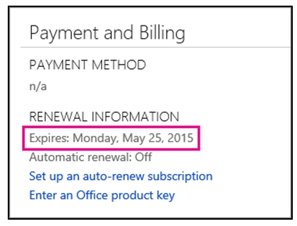 office-365-expiration-date
