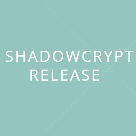 ShadowCrypt: Extensión de Chrome para encriptar mensajes en Twitter/ Facebook / Gmail