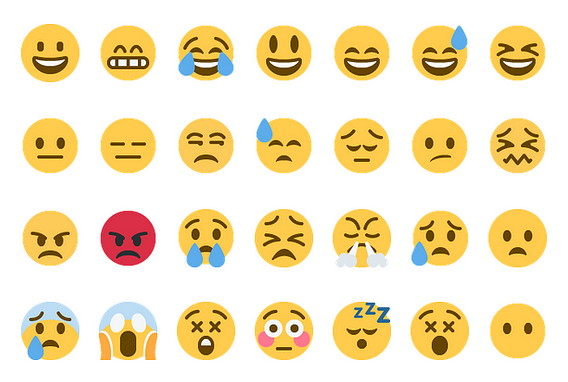 Instagram revela c mo los usuarios usan los emoji geeks room for Emoticones para instagram