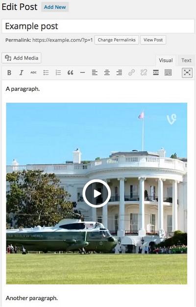vine-plugin-wordpress