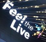 Feel the Live, plataforma española para transmisión en vivo de conciertos de música a través de Internet