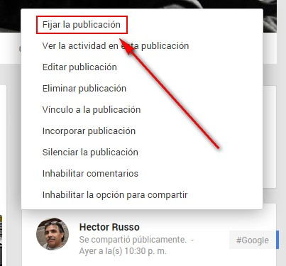 google-plus-fijar-publicacion