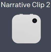Narrative Clip 2, la cámara vestible que registrará  tu vida