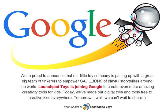 google-launchpad-toys