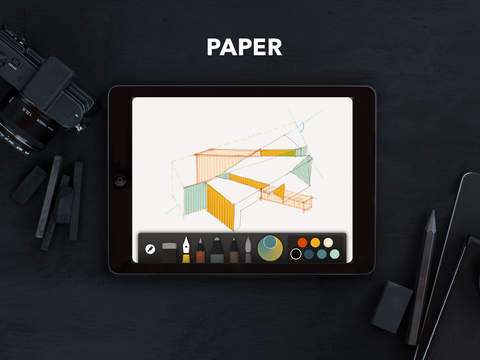 paper-para-ipad