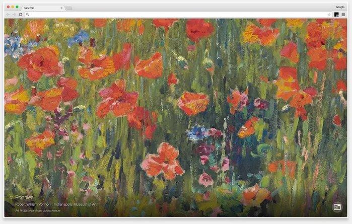 Google-art-view-chrome-extension