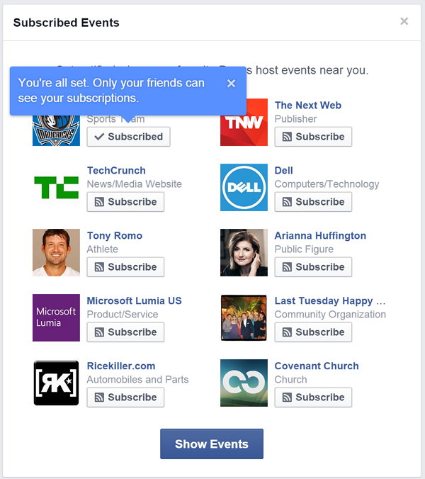 facebook-event-notifications