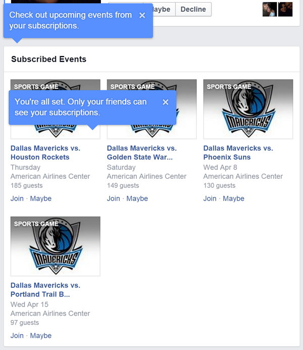 facebook-show-events
