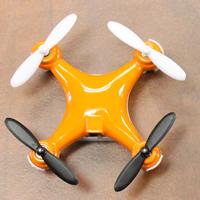 Wallet Drone: el cuadricóptero de bolsillo más chico del mundo