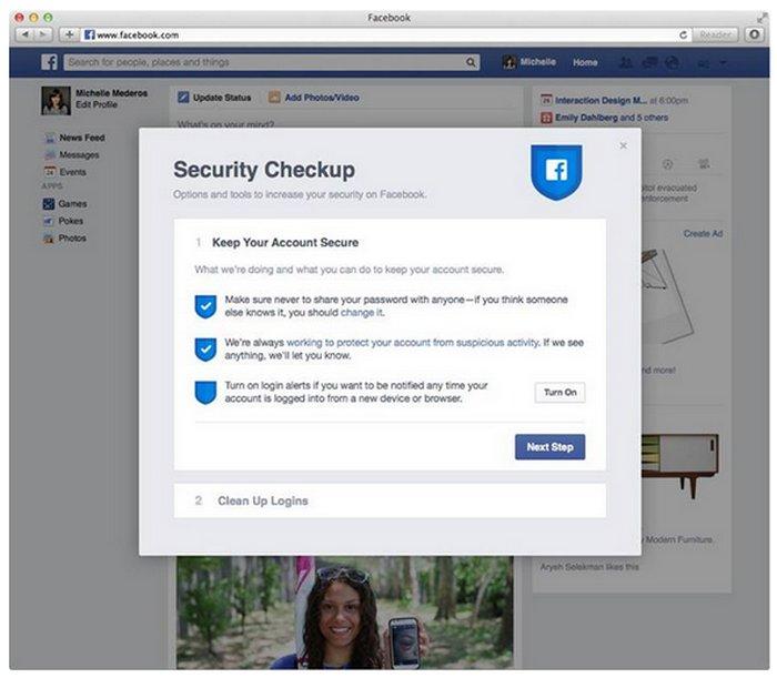 facebook-security-checkup