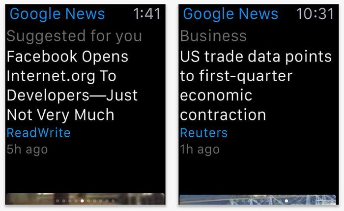 google-news-weather-apple-watch