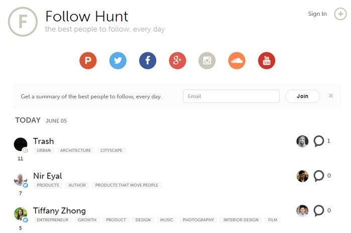 follow-hunt
