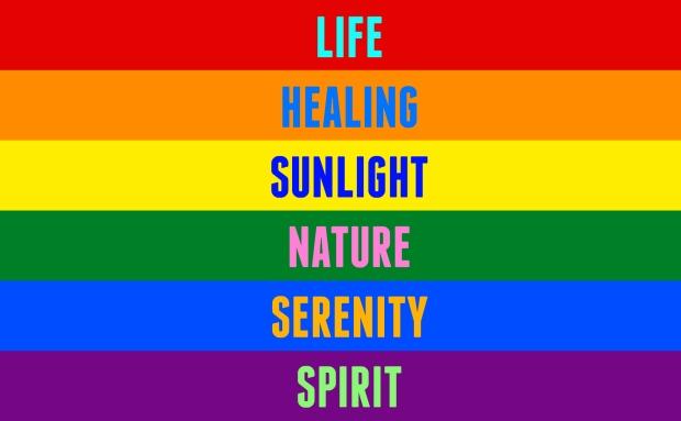 El verdadero significado del arcoiris en sus fotos de perfil en ...