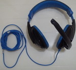 Audífonos Rush On-Ear Gamer Acteck excerpt