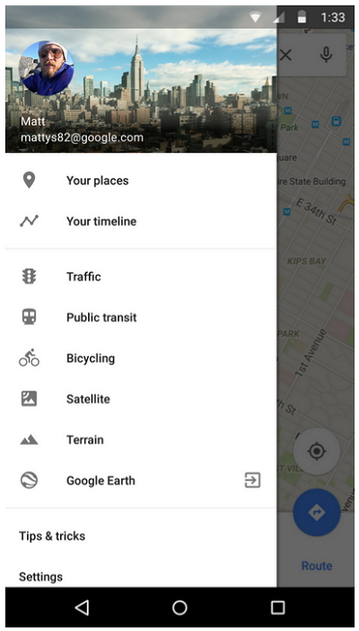 google-maps-your-timeline