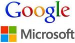 Parece que Microsoft está pendiente de algunos tuits de Google