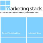 Marketing Stack, excelente directorio de recursos y herramientas de marketing