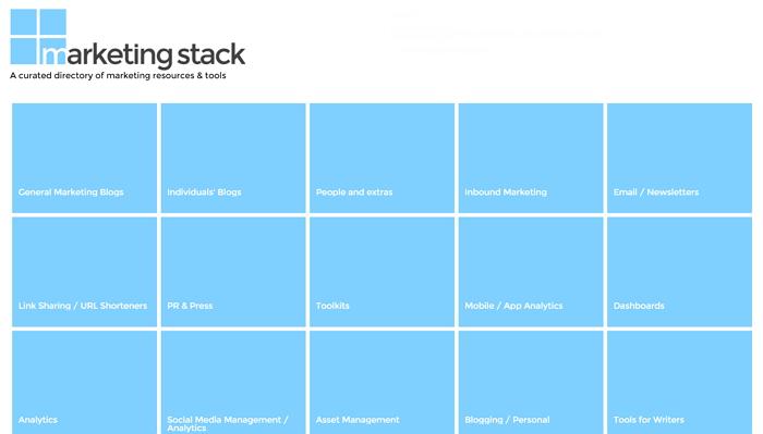 marketing-stack